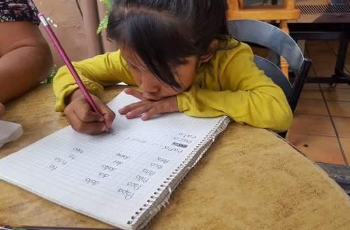 Esme Mendez tutoring