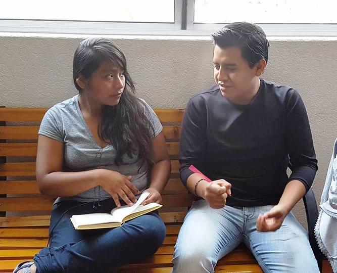 Rubi and Carlos